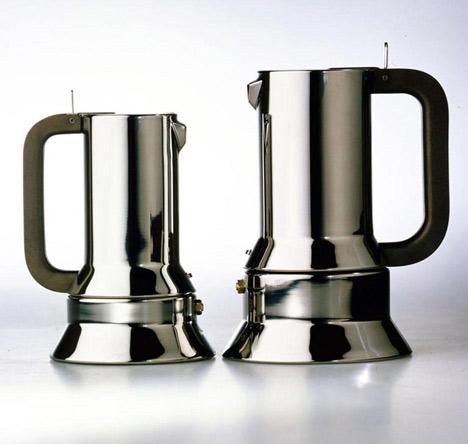 dezeen_Richard Sapper_9090 espresso coffee maker