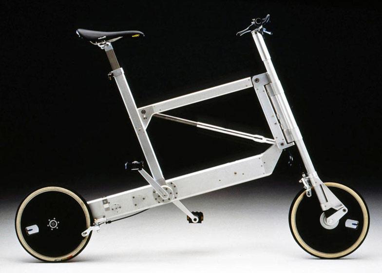 Zoombike folding bicycle, Elettromontaggi, 2000