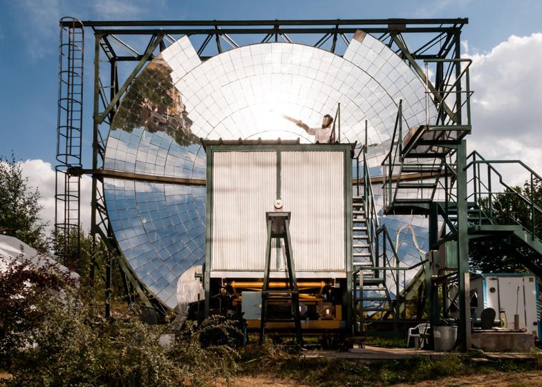 The Mont-Louis Solar Furnace, France