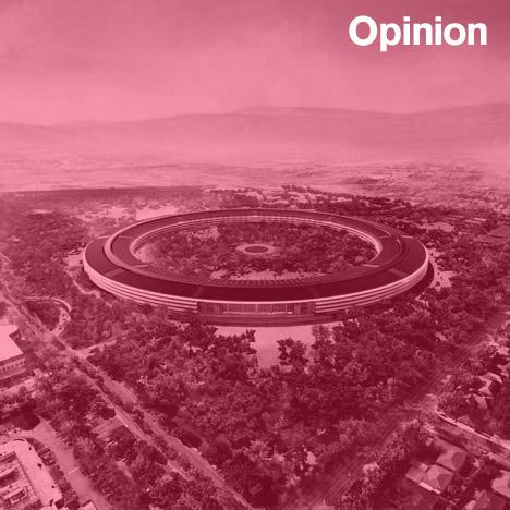 Sam Jacob opinion on design for tech companies