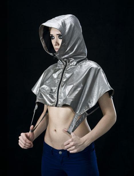 Stealth Wear by Adam Harvey