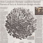 """Thomas Heatherwick rejects claims that Olympic cauldron is a copy as """"spurious nonsense"""""""