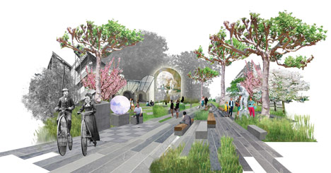dezeen_Vauxhall Missing Link competition winners_2