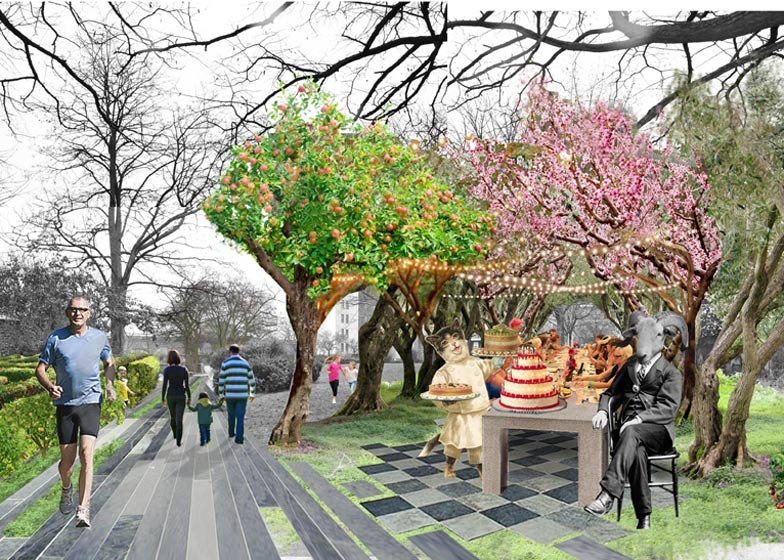 Green promenade to provide London\'s answer to the New York\'s High Line