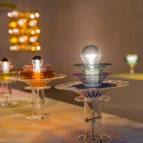 W Hotels Designers of the Future Award 2013 projects at Design Miami Basel