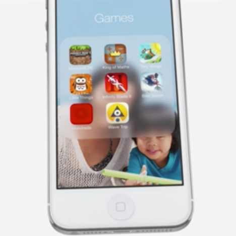 Apple unveils iOS 7 software design by Jonathan Ive