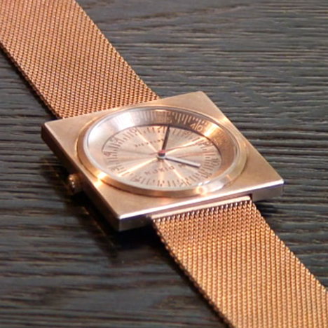 Block Watch by Tom Dixon