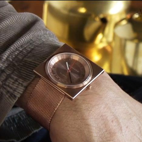 Block Watch by Tom Dixon