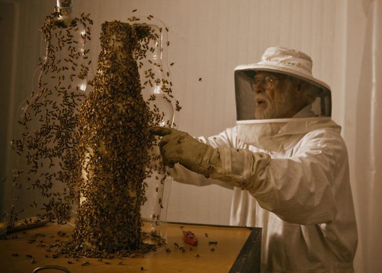 Still from Dewar's Highland Honey movie