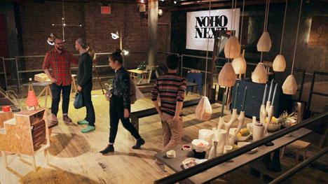 Dezeen and MINI World Tour - Noho Design District