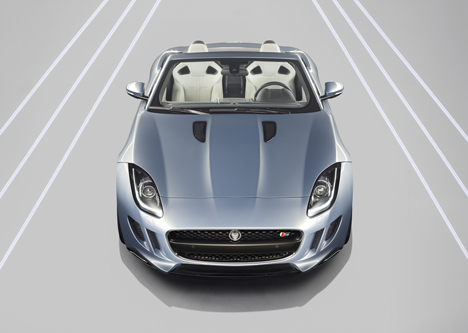 F-Type by Jaguar