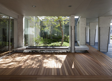 Lifted Garden House By Acaa