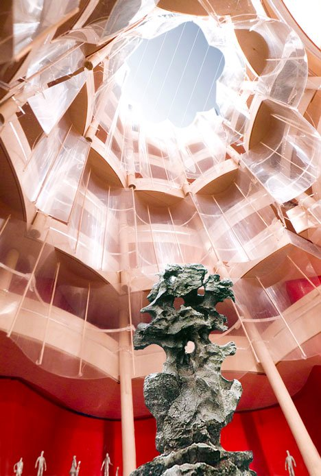 NAMOC competition entry by Frank Gehry