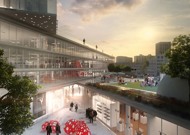 OMA selected for downtown Santa Monica project