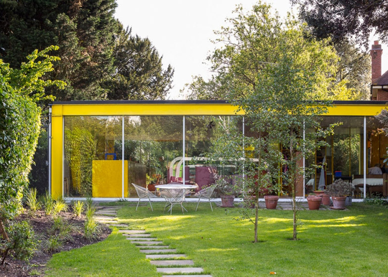 Rogers House by Richard Rogers