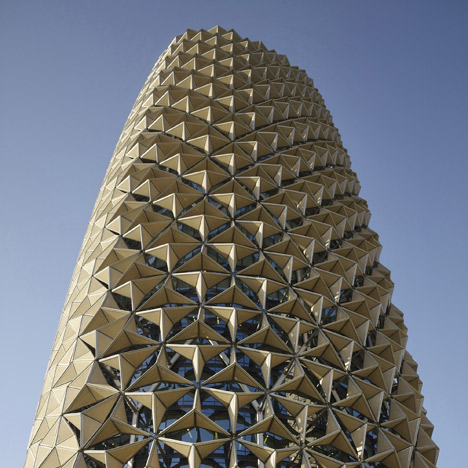 Al Bahr Towers by Aedas