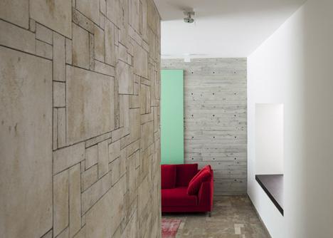 An Urban Villa by Pitsou Kedem Architects
