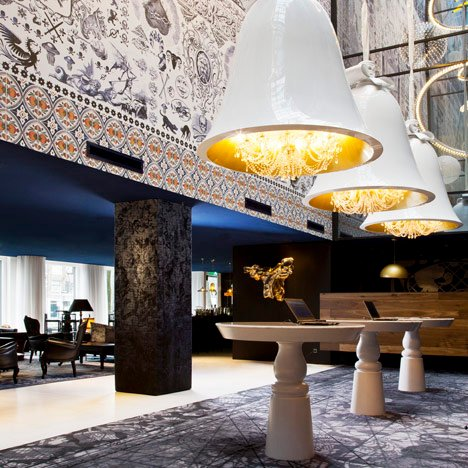 Andaz Amsterdam Prinsengracht Hotel by Marcel Wanders_2