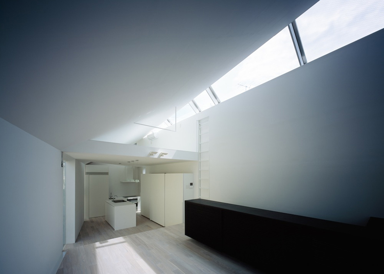 Arrow (house) by Apollo Architects - harry - 哈梨见竹视雾所