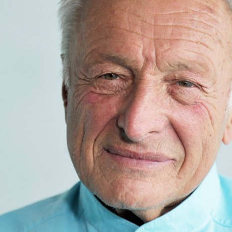"""As architects we have a responsibility to society"" - Richard Rogers"