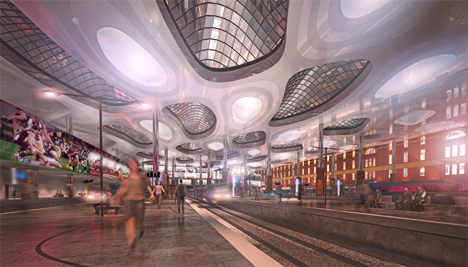 Flinders Street Station by ARM Architecture