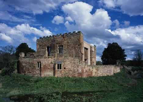 Astley Castle by Witherford Watson Mann