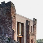 Astley Castle renovationby Witherford Watson Mann