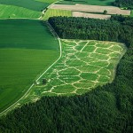 Avena+ Test Bed - Agricultural Printing and Altered Landscapes by Benedikt Groß