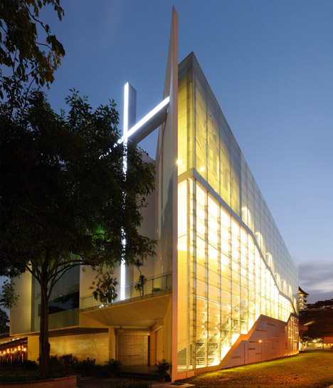 Bethel Assembly Of God Church, Singapore by LAUD Architects