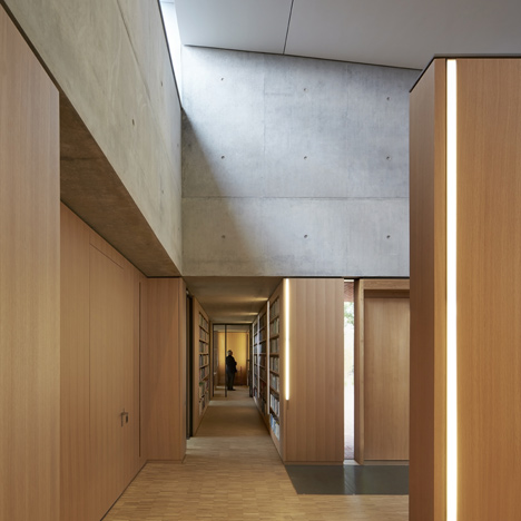 Britten Pears Archive by Stanton Williams