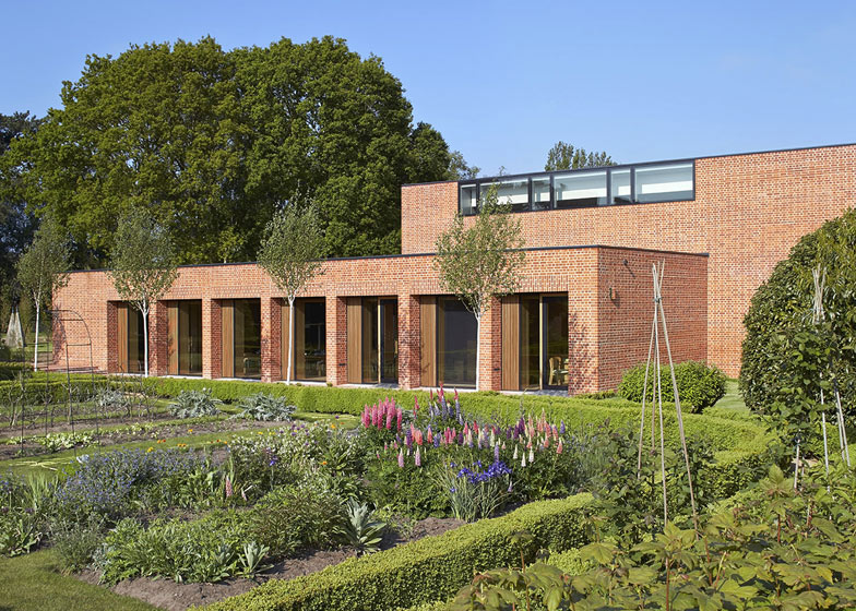 Britten-Pears Archive by Stanton Williams