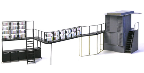 Carrer Avinyo 34 by David Kohn Architects