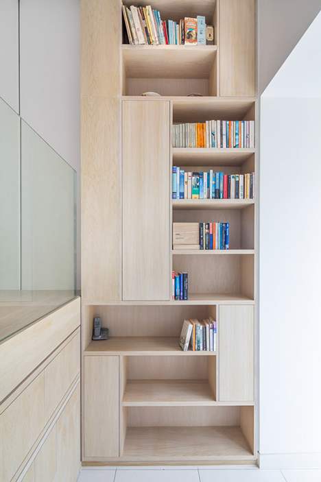 dezeen_Chelsea Town House by Moxon Architects_4