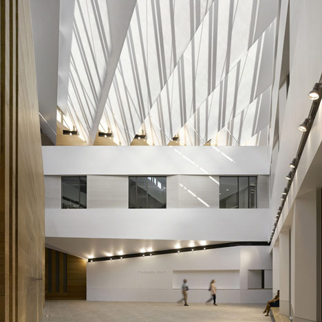 Chetham's Music School by Stephenson: ISA Studio
