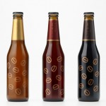 Coffee Beer bottle by Nendo