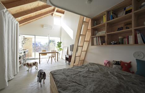 dezeen_Dogsalon by Horibe Associates_14