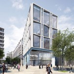 AHMM submits plans for Google's new London headquarters