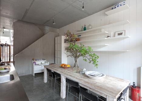 Housing Elandsstraat by Bastiaan Jongerius Architecten