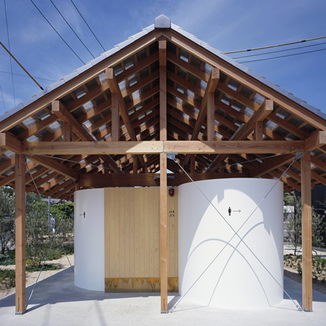Hut with the Arc Wall<br /> by Tato Architects