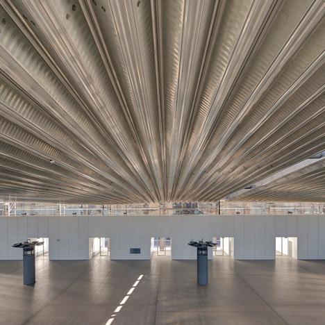 Sydney Cruise Terminal, Australia - Johnson Pilton Walker Architects