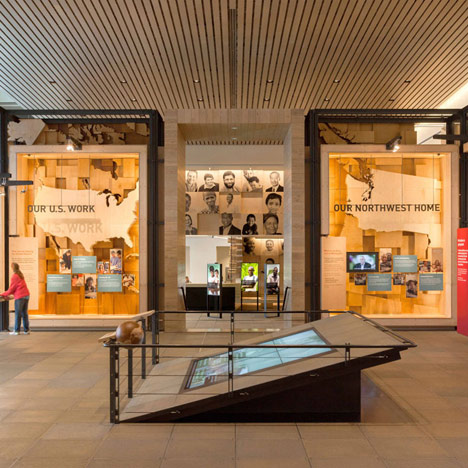 Bill & Melinda Gates Foundation Visitor Center, United States of America - Olson Kundig Architects