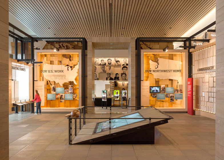 Bill & Melinda Gates Foundation Visitor Center, United States of America by Olson Kundig Architects