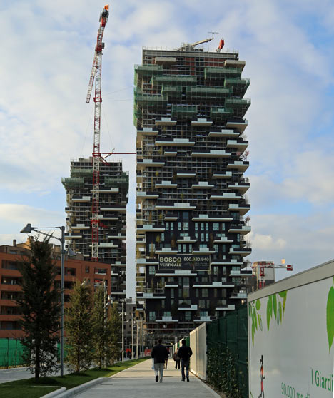 """It is very difficult to build contemporary architecture in Italy"""