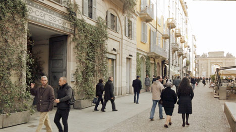 """""""It is very difficult to build contemporary architecture in Italy"""""""