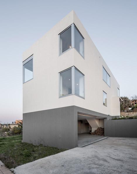 JGC House by MDBA