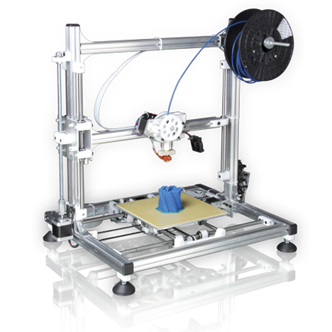 3D printers hit UK high street
