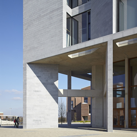 Limerick Medical School by Grafton Architects