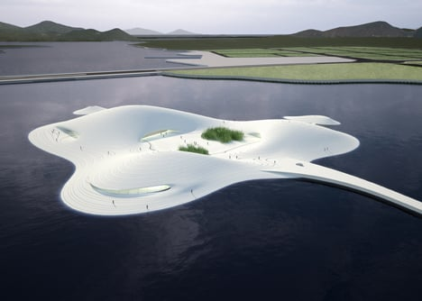 MAD Pingtan Art Museum Begins Construction
