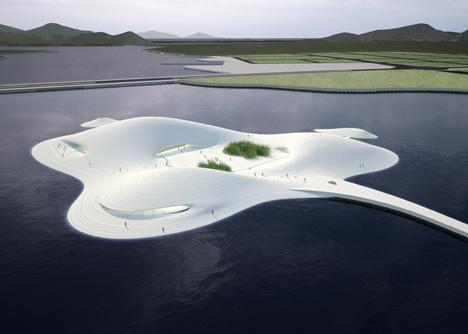 MAD Pingtan Art Museum Begins Construction