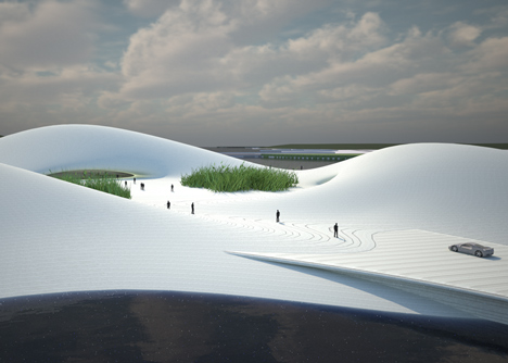 Pingtan Art Museum By Mad